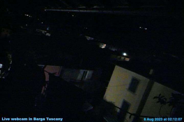 Webcam Barga in Garfagnana