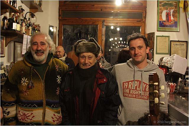 Castagnaccio contest at Aristos