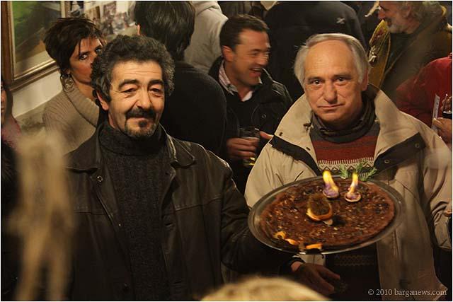 Castagnaccio contest at Aristos10
