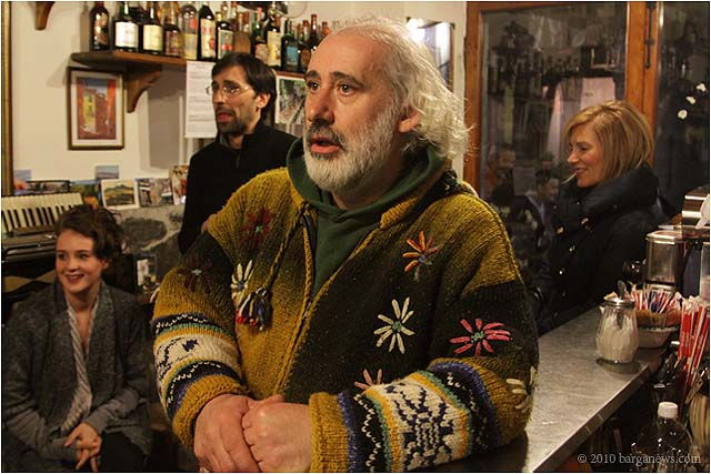 Castagnaccio contest at Aristos20