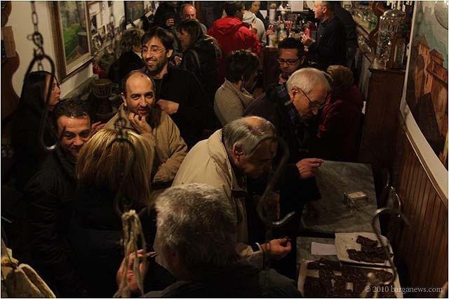Castagnaccio contest at Aristos7