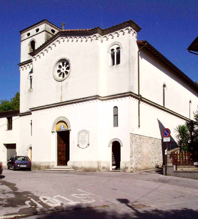 Chiesa vecchia di Fornaci