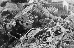 barga bombardata