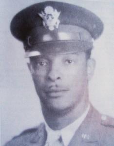 Il tenente della Divisione Buffalo John Fox, eroicamente perito a Sommocolonia