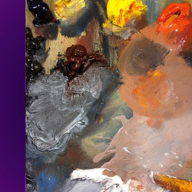 #barga #barganews #studio #keane #paint #biroldo