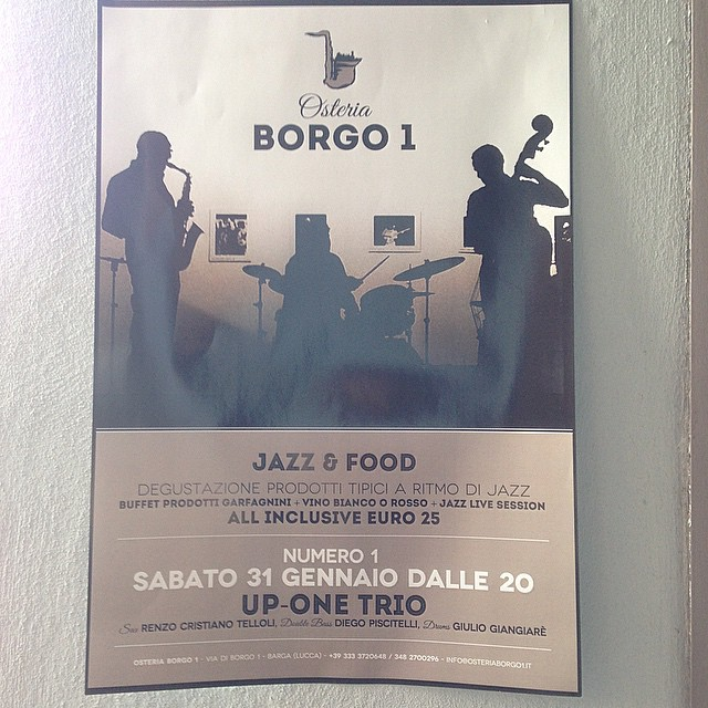 #barga #barganews #borgo1 #jazz